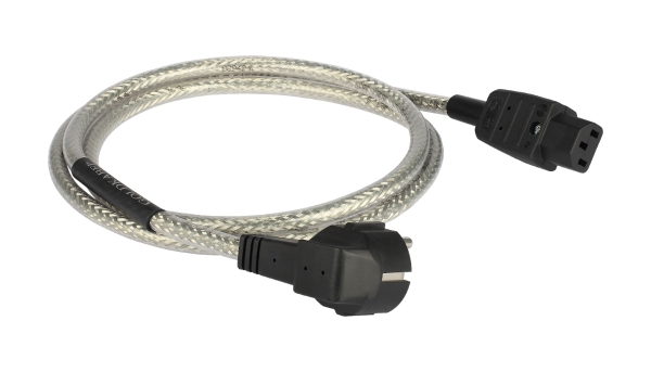 Goldkabel Edition Powercord MKII Winkel Netzkabel