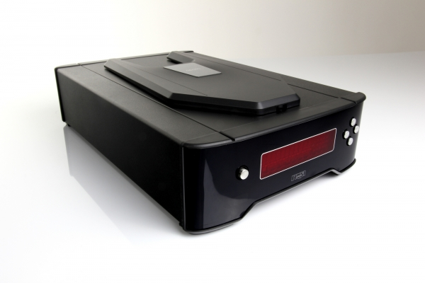 Rega Apollo CDP CD-Player schwarz mit DA Wandler DAC